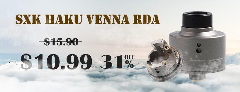 SXK Haku Venna Style RDA