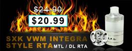 SXK VWM Integra Style RTA