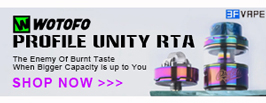 Wotofo Profile Unity RTA