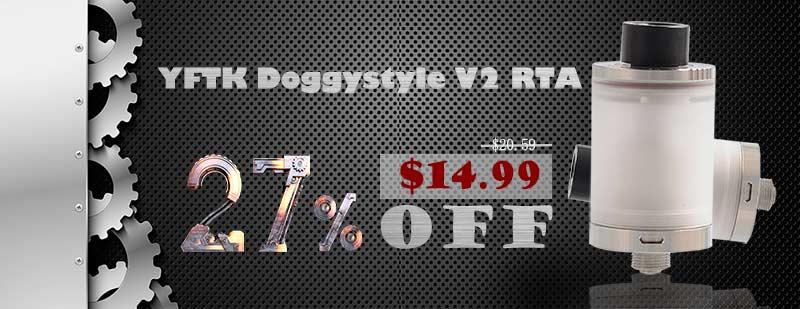 YFTK Doggystyle 2K18 V2 Style RTA