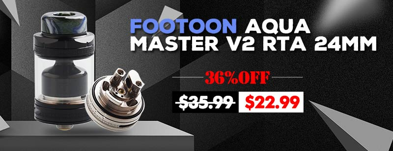 Footoon Aqua Master V2 RTA