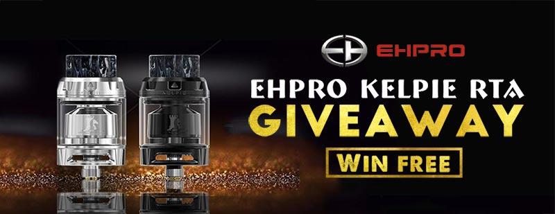 Ehpro Kelpie RTA Giveaway