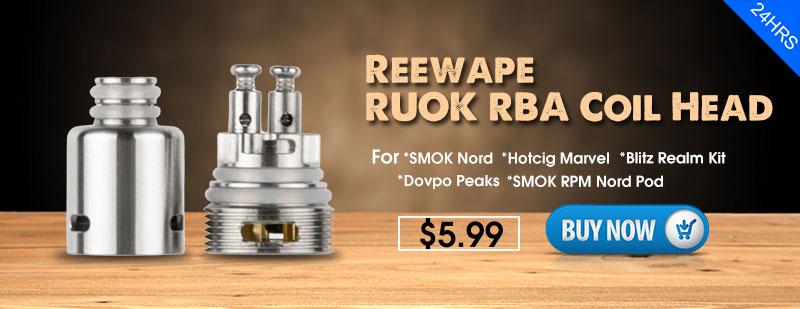 Reewape RUOK RBA Coil Head