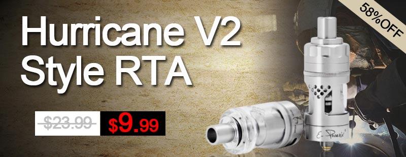 Hurricane V2 Style RTA
