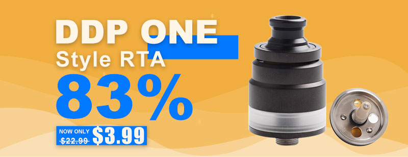 DDP ONE Style RTA