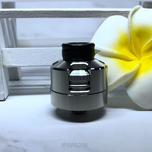 Vapeasy Armor Engine Style RDA with BF Pin review
