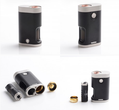 Armor Mech V2 Style BF Bottom Feeder Squonk Mechanical Box Vape Mod Review