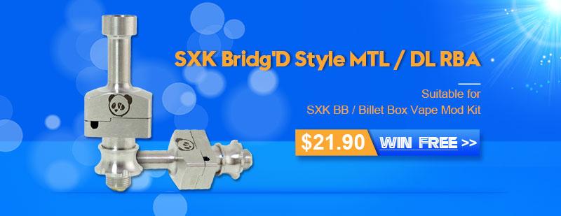 SXK Bridg'D Style RBA Giveaway