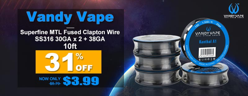 Vandy-Vape--Superfine-MTL-Fused-Clapton-Wire-SS316-30GA--2-38GA-10ft