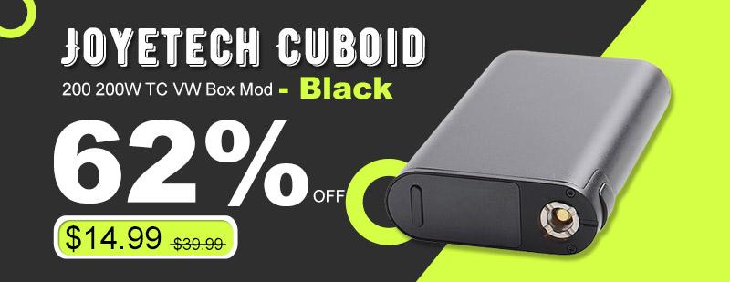 Joyetech-Cuboid-200-200W-TC-VW-Box-Mod---Black