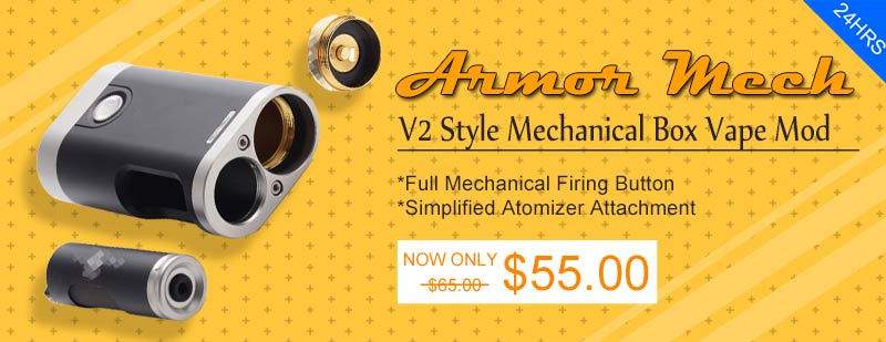 1Armor-Mech-V2-Style-Mechanical-Box-Vape-Mod