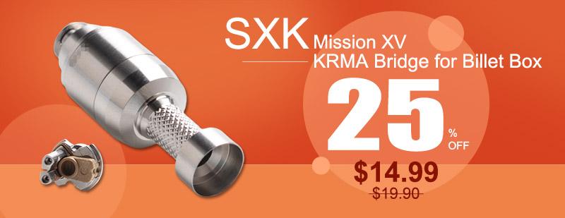 SXK Mission XV KRMA GEN
