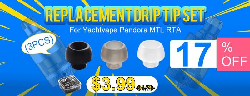 Replacement-Drip-Tip-Set-For-Yachtvape-Pandora-MTL-RTA