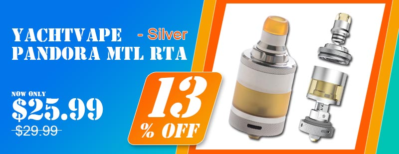 Yachtvape-Pandora-MTL-RTA-Silver