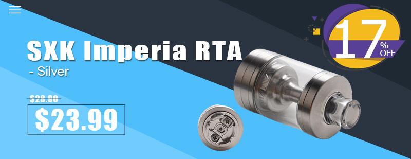 SXK VMM Imperia Style RTA