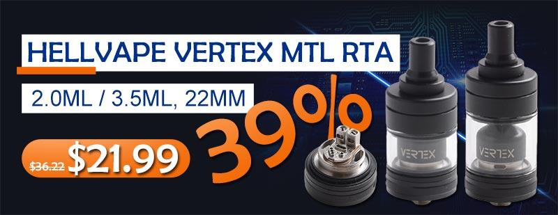Hellvape Vertex MTL RTA
