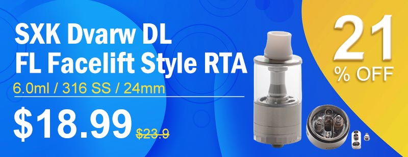 SXK Dvarw DL FL Facelift Style RTA