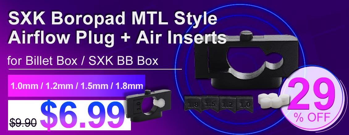 SXK Boropad MTL Flash Sale
