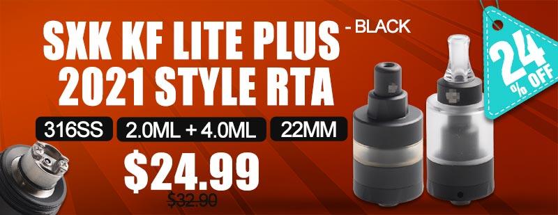 SXK KF Lite Plus 2021 Style RTA Flash Sale