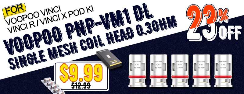 Voopoo PnP-VM1 DL Flash Sale